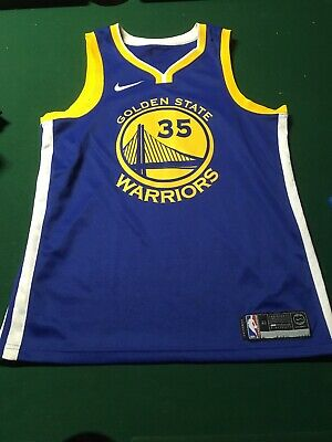 25c1e7a2f54c Nike Kevin Durant Golden State Warriors Swingman Jersey NBA Men 864475-496  Large