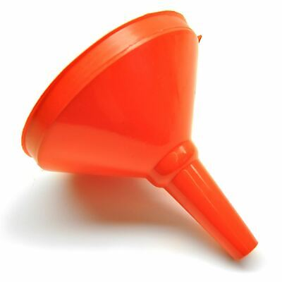 Funnel with 200mm Wide Mouth Pouring Fixed Spout Oil Fuel Petrol Water TE346