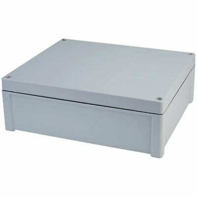 Fibox TA342912 Grey ABS Cover 344 x 289 x 117mm