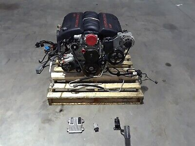 CORVETTE LS3 2008-2013 Whipple Charger Supercharger Intercooled 2 9L