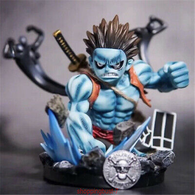 2019 One Piece Gk Nightmare Monkey D Luffy Gear 4 Statue Pvc