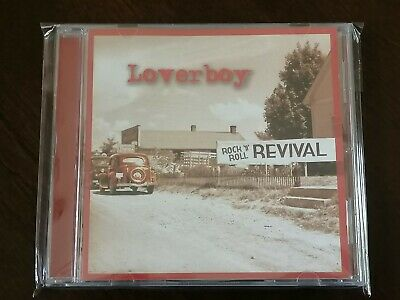 Rock'n'Roll Revival von Loverboy (CD, Aug-2012, Frontiers Records) Neu