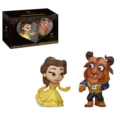 Funko Pop Disney Mini Vinyl Figures Beauty & The Beast and Belle 2 Pack Set