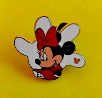 .Disney trade pin MINNIE MOUSE HAND (I COMBINE THE P&P)10