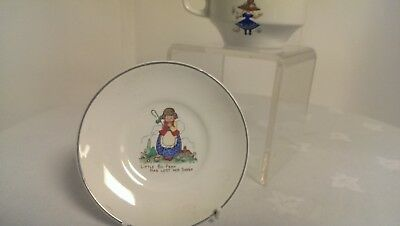 """Vintage """"little bo peep"""" Mabel lucie attwell cup and saucer"""