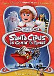 Santa Claus Is Comin' To Town - DVD New Factory Sealed - Fred Astaire