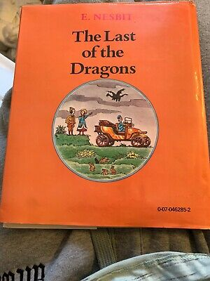 LAST OF DRAGONS By E. Nesbit First Edition First Printing Brand New (firmin)pics