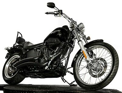 2008 Harley-Davidson Softail  2008 Harley Davidson Softail Nightrain Night Train FXSTB Blacked Out! Only 6k!