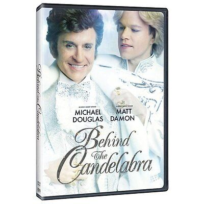 #4 BEHIND THE CANDELABRA Douglas Damon Brand New DVD FREE SHIPPING