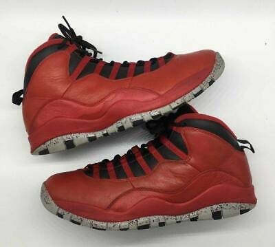 wholesale dealer 5fa89 c3c26 Retro Air Jordan 10 Bulls Over Broadway Size 12 - 705178-601