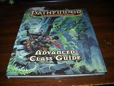 PATHFINDER: ADVANCED CLASS Guide Hardcover Rulebook