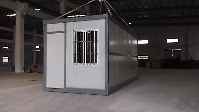 5.8M Folding Container Module - Tiny House - Granny Flat - Student Accomodation