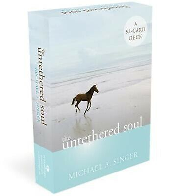 The Untethered Soul: A 52-Card Deck by Singer, Michael A.