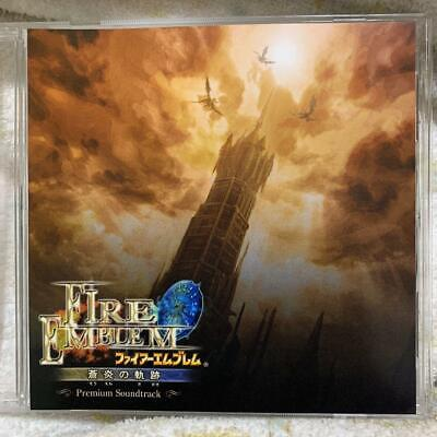 Gamecube Fire Emblem Path of Radiance Game Music Soundtrack not for sale #10007