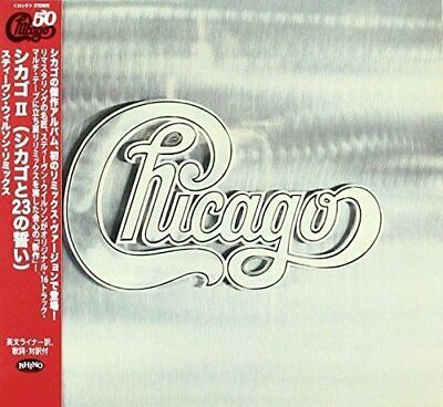 CHICAGO Chicago II The Steven Wilson Remix JAPAN DIGI SLEEVE CD