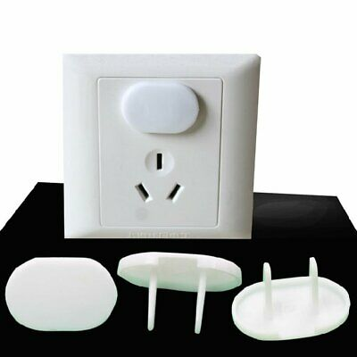 20 Pcs Power Socket Outlet Plug Protective Cover Baby Child Safety Protector