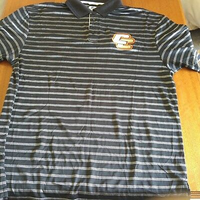 ABL Canberra Cavalry Polo T Shirt L