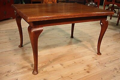 Table dutch style rustic wooden paint oak antique style 900 furniture