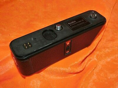 Rollei Autowinder E For Rolleiflex Sl35 No.401380191 Made In Singapore