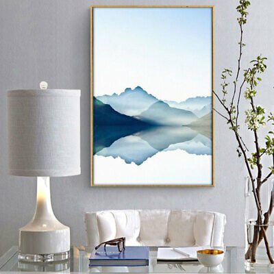 Large Canvas Huge Modern Home Wall Decor Art Oil Paint Picture Print Unframed