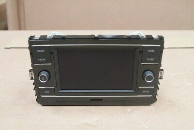 VW Radio FACELIFT Composition Color Touch SD KARTE Bedieneinheit 5G6035867 -