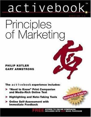 Principles of Marketing : Activebook 2.0 by Philip Kotler; Gary Armstrong