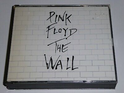 Pink Floyd - The Wall - 1994 Digital Remaster - 2-Disc CD FATBOX ALBUM -EXC COND