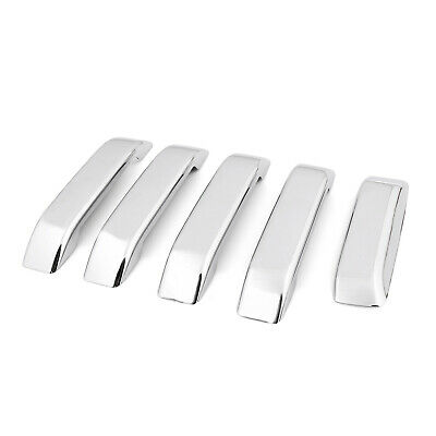 For Ford F150 Triple Chrome 4 Boor+Tailgate Handle lever only Cover Trim Bezel