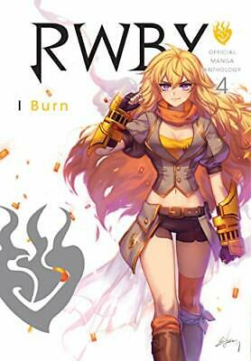 RWBY: Official Manga Anthology  Vol. 4 New Paperback Book