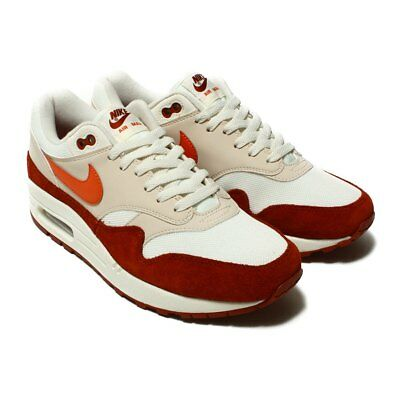 Nike Air Max 1 Sail Mars Stone Desert Sand Vintage Coral Trainers SNEAKER  UK 9 6a8c318cc