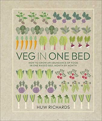 Veg in One Bed by Huw Richards New Hardback Book
