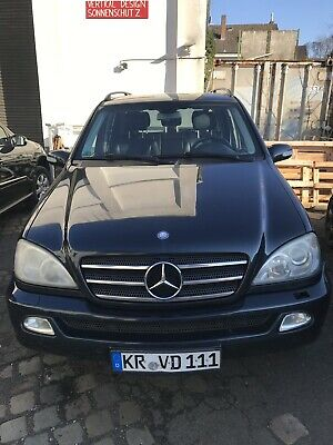 Mercedes Benz W163, ML 320, LPG,