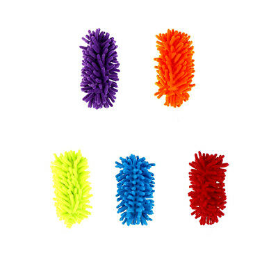 Useful Microfiber Duster Cloth Chenille Cleaning Dust Brush Car Cleaning Y Bj