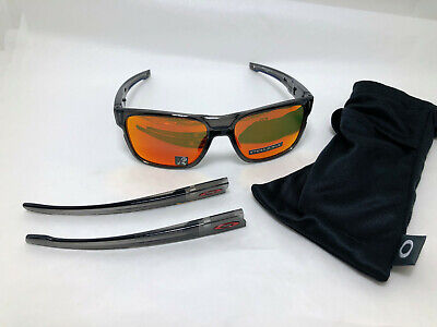 590f98e92a OAKLEY CROSSRANGE SUNGLASSES OO9361-1257 Grey Smoke Prizm Ruby ...