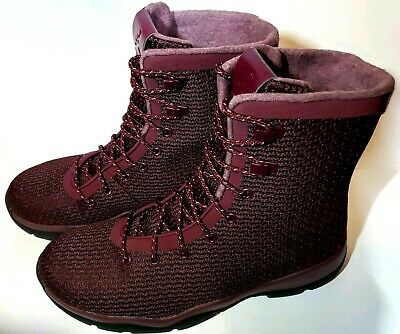 huge selection of 1db0a 067d9 Nike Air Jordan Future Boot Mens Size 10.5 Night Maroon Black Infrared 23  854554