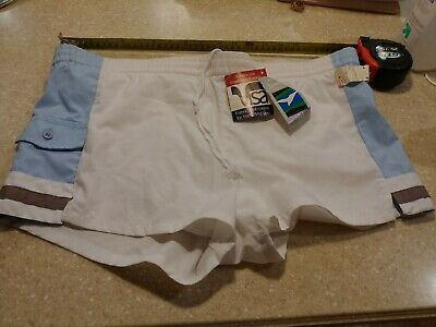 1970s - 1980s  Deadstock Jantzen Mens Swim Trunks Pocket Vintage Swimwear NWT