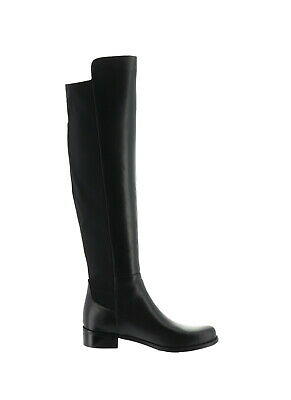 65944afb7cb Blondo Velma Waterproof Over-the-Knee Boot Black Leather 9.5 NEW 578-144