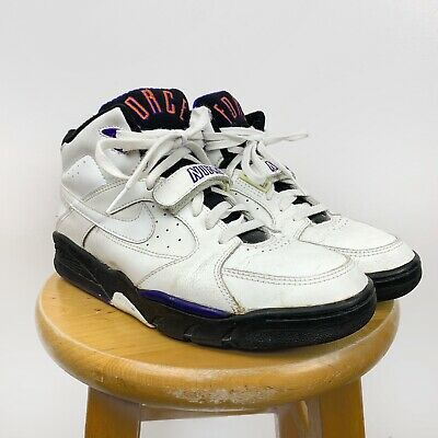 check out 6813a 28581 Vintage Nike Driving Force Trainers 10US 1990s Sneakers basketball seinfeld