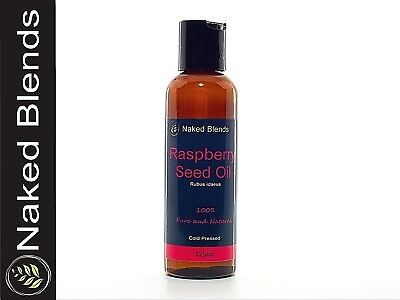 Red Raspberry Seed Oil 100% Pure & Natural Carrier Oil, Free Postage