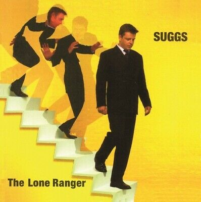 Suggs - The Lone Ranger (2 Disc, Deluxe Edition) CD NEW