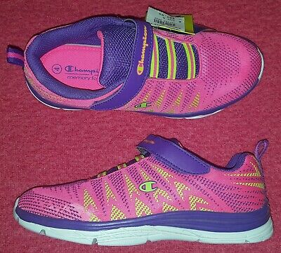 eb58af411 CHAMPION Girls Shoes ATHLETIC Running SNEAKERS Tennis GYM Size 4 WOMENS Sz  6 NEW