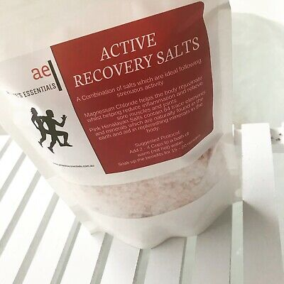 Active Recovery Bath Salts - 800g