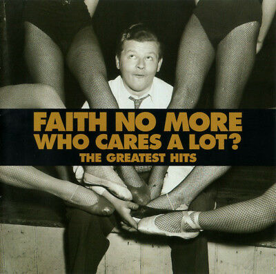 Faith No More ‎– Who Cares A Lot? The Greatest Hits - Limited Edition 2 Disc CD