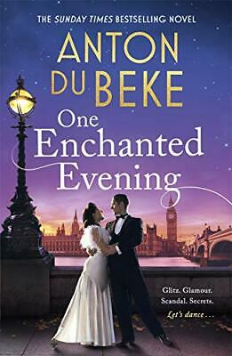 One Enchanted Evening by Anton Du Beke New Paperback Book