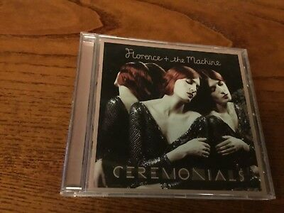 Florence And The Machine - Ceremonials - Cd Album - Shake It Out / Spectrum +