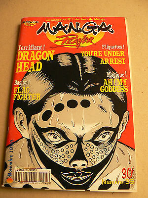 Mangas Player  N° 35