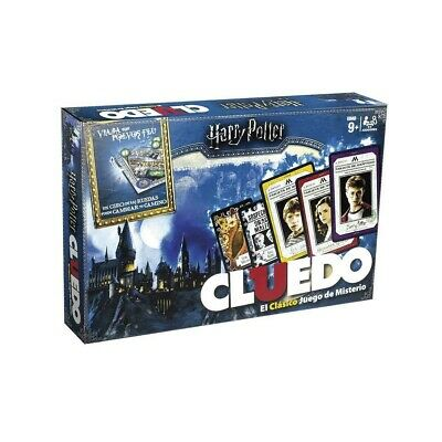 Cluedo ELEVEN FORCE Harry Potter