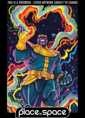(Wk15) Marvel Tales Featuring Thanos #1A - Preorder 10Th Apr