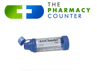 AeroChamber Plus Spacer Device for Inhalers