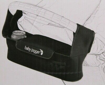 Baby Jogger Taschenkonsole for Holding Bracket Parent Console Bj90000 Black New